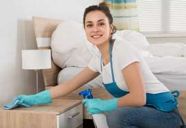 51 females needed urgently for Live in 24 hrs Maids , Cook , Nanny