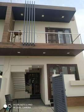 New row house