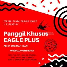 Panggil Eagle Plus suara panggil Walet BAN limited edition Garansi