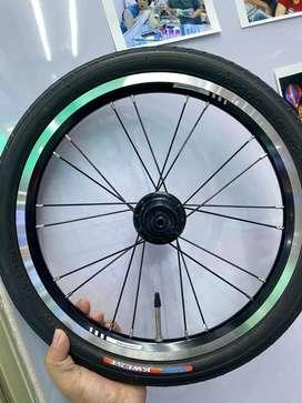 Wheelset spoman 16in murni