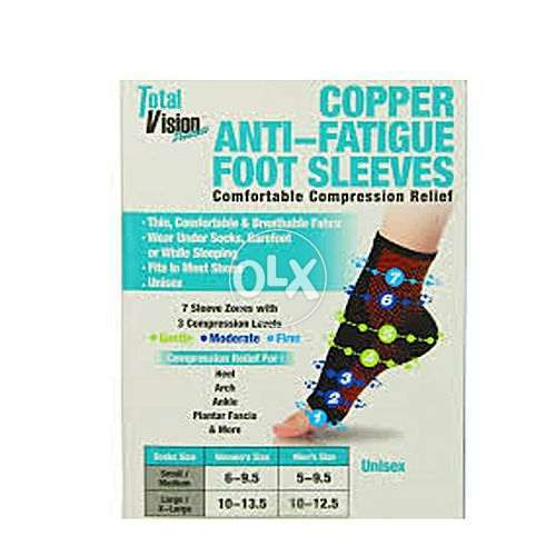 Foot Angel Anti Fatigue Foot Compression Sleeve(Free shping) 0