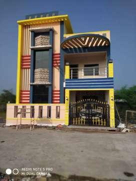 Very nice house available on rent at VIP-City Janjgir (Chhattisgarh)