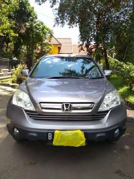 Jual Cepat Honda CRV 2.4 I-Vtec /2008/Silver Stone/ISTIMEWA !