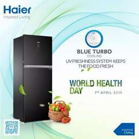 HAIER TDB 368 black only few days used