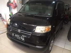 Suzuki Apv 1.5 GE Thn 2013, Hitam, Manual, AC , Power Steering