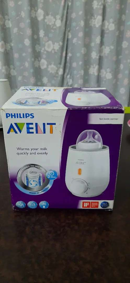 Philips Avent Bottle Warmer 0