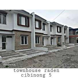 Konsepp Rumah Mewah Minimalis Masa Kini Townhouse Raden Cibinong 5