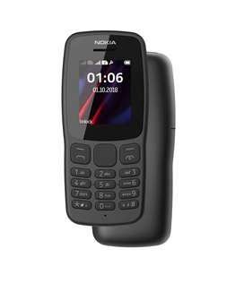 Nokia 106 brand new just 6 days used