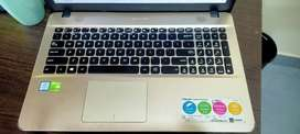 Asus Laptop, 1 year old, i5 7th generation