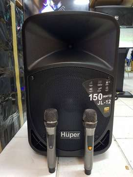 Portable Meeting Speaker HUPER 12 Inch JL-12 JL12 Bluetooth