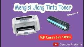 refill toner printer laserjet