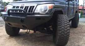 Brand new offroad bumper for bolero
