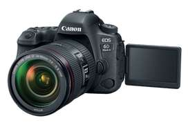 Canon 6d mark ii (fullframe)for rent in Islamabad