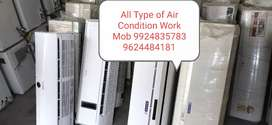 All Type of Air Condition Service