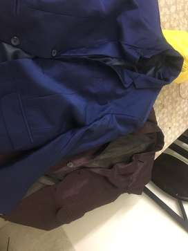 2suits only once used 10.11.12yrs