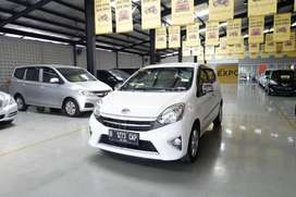 Toyota Agya G AT 2014 / 2015 LOW KM 19rb