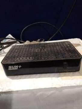 Sun DTHbox