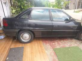 Opel Astra 1.7 Advantage, 1997, Petrol