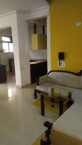 2bhk fully furnished rent 13000rs, lift garden, nice society