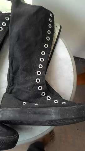 Sepatu boot cewek borongan