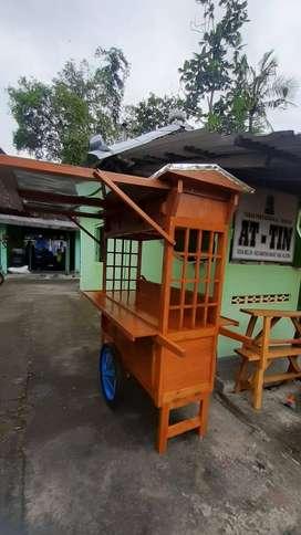 Gerobak Wedangan Angkringan free Ongkir COD 2899