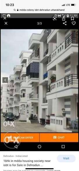 One bhk mdda colony isbt dehradun