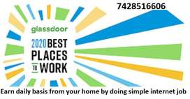 BACKOFFICE WORK DATA ENTRY 25K TO 30K SALARY/work from home