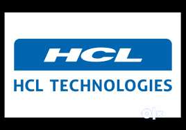 HCL hiring for Back office / Data Entry 0