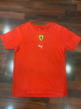 Kaos tshirt PUMA FERRARI Original Second