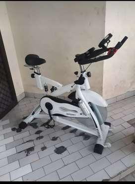Spinning  bike jls sepeda statis