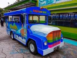 produsen mainan odong2 kereta mini mobil wisata tayo thomas AR pabrik