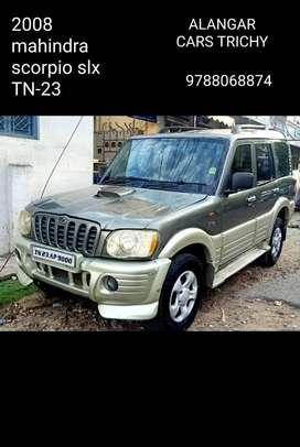 Mahindra Scorpio 2002-2013 2.6 SLX, 2008, Diesel