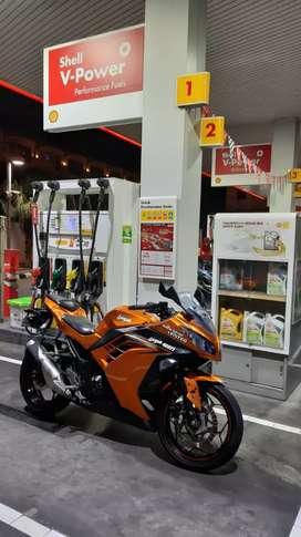 Kawasaki/ninja f1 250 ABS 2015 tipe tertinggi, nego aja jgn sungkan