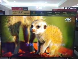 SONY ANDROID TV 4K 65 Inch .
