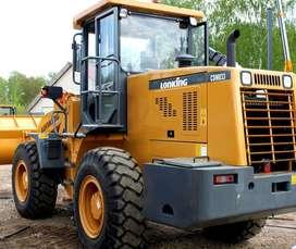 Wheel Loader LONKING Handal Tangguh Tahan Lama 1-5 Kubik TerMURAH