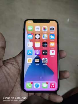 The most iPhone X 256GB