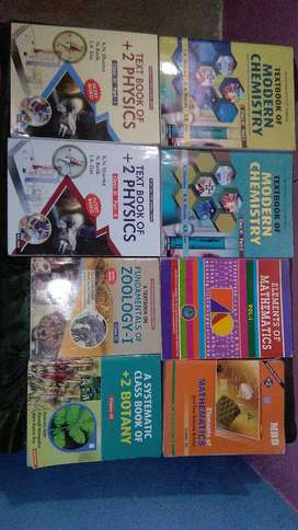 CHSE, 1ST YEAR , +2 science books