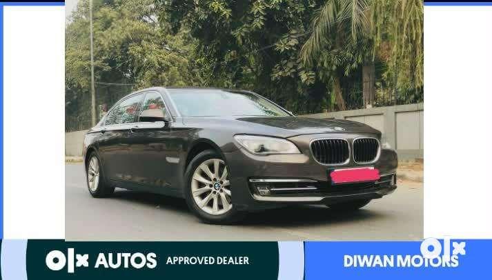 BMW 7 Series 730Ld, 2014, Diesel 0