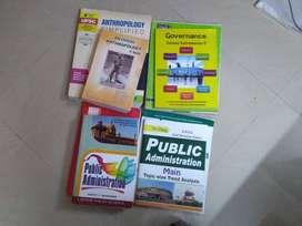UPSC prelims, General studies and optionalbooks
