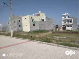 98 sq yrds plot for sale in Golden Palms, Dera Bassi