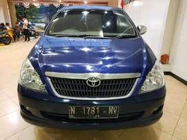 Innova 2005 G manual bensin 2.0cc Record Auto 2000
