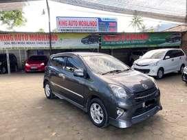 Toyota Agya 1.0Trd 2015 manuual plat BH Terawat