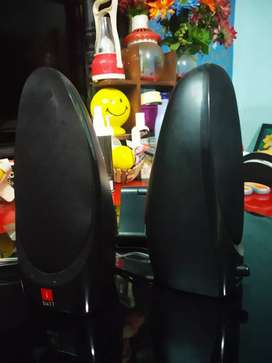 iball MULTIMEDIA SPEAKERS WITH HEADPHONE JACK.