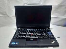 Laptop Lenovo X220 Core i7 Gen 2 Murah Bisa Bayar di tempat Siap Pakai