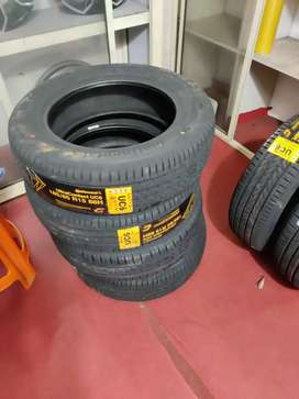 195/55-16- Continental UC6 Tyres