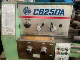 Mesin Bubut type C6250A