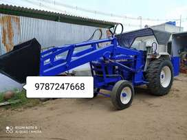 Farmtrac 70 loader for sale RC current