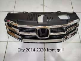 Honda City Front Grill (Chrome)