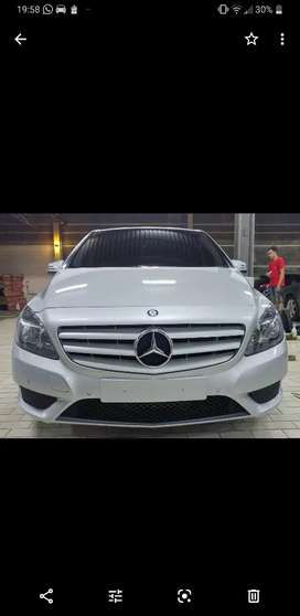 Mercedes Benz B200 Low KM