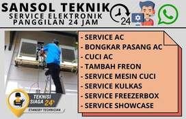 Service AC FREEZERBOX Servis Kulkas Mesin Cuci Sidoarjo kota